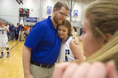 Ashlyn Vandiver's shining moment in high school athletics came at the start of a Monday night late-season girls basketball game in the Tharptown High School gym. Newspaper Article, Basketball Games, In High School, Athlete, Gym, In This Moment, Couple Photos, Sports, Basketball Plays