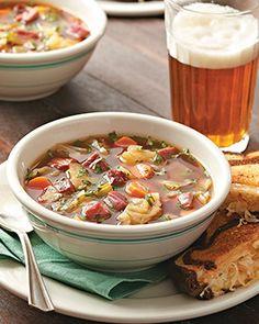 Tangy Reuben Soup | Cuisine at home eRecipes