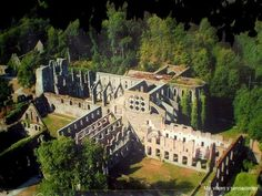 Abadía cisterciense de Villers-La-Ville