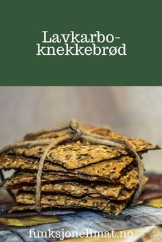 Bread Recipes, Keto Recipes, Healthy Recipes, Healthy Food, Low Carb Bread, Pancakes And Waffles, Bread Rolls, Lchf, Coleslaw