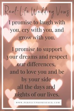 Writing Wedding Vows, Writing Vows, Romantic Wedding Vows, Wedding Vows Examples, Best Wedding Vows, Funny Wedding Vows, Wedding Planning Quotes, Wedding Vows To Husband, Wedding Script