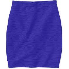 Stretch bandage mini skirt $11 #nye