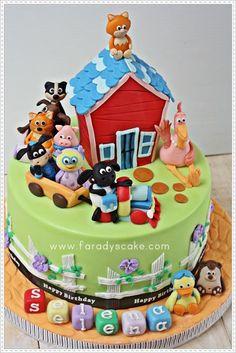 Insane Timmy cake!