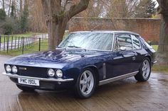1973 Jensen Interceptor S The material for new cogs/casters could be cast polyamide which I (Cast polyamide) can produce
