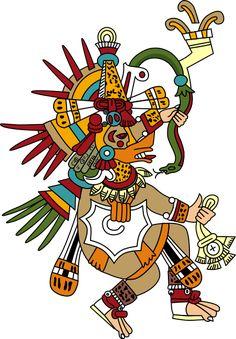 Important facts about the lost ancient civilization of Mesoamerica, the Toltecs - retro pin Quetzalcoatl Art, Planeta Venus, Arte Latina, Feathered Serpent, Monte Fuji, Maya Civilization, Aztec Culture, Mesoamerican, Ancient Symbols