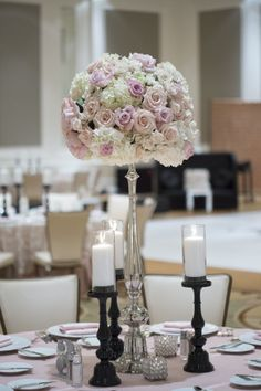 Romantic Nevada Ballroom Wedding  Wedding Real Weddings Photos on WeddingWire