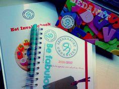 Blog mettess.nl over de agenda en het Invallogboek van leerkrachtorganizer.nl