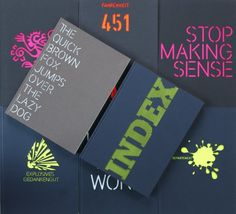 Paper notebook from brandbook.de with laser-cutted cover