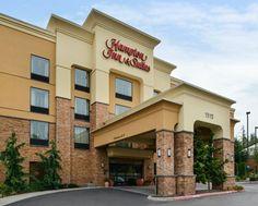 Hampton Inn & Suites Puyallup Hotel, WA - Hotel Exterior