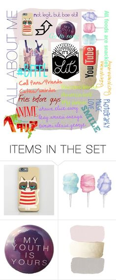 """""""All about me!"""" by kila-cupcake ❤ liked on Polyvore featuring art and allaboutme"""
