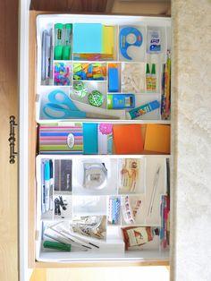 junk drawer in kitchen take 2