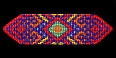Bead Crochet Rope, Beading Patterns, Projects To Try, Bead Crochet, Creative Products, Creativity, Knot Bracelets, Bangles, Fabrics