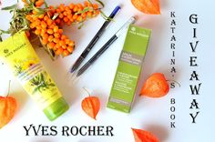 ©Katarina's book: GIVEAWAY from Yves Rocher