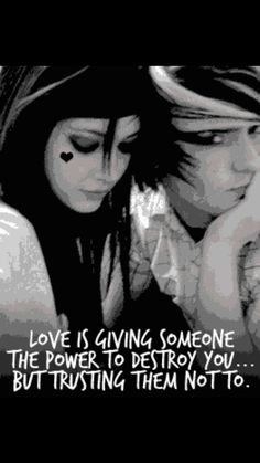 15 Best Emo=love images in 2013   Cute love quotes, Emo