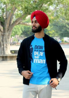 Flashing: Play The Man. Featuring: The Souled Store. | Singh: Flash