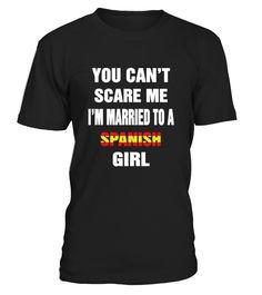 SPANISH WIFE  #gift #idea #shirt #image #music #guitar #sing #art #mugs #new #tv #cool  #husband #wife