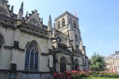Cherbourg, basilique Sainte-Trinité