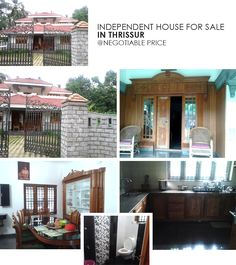 """Find the one that means home to you"" Independent House For Sale In Thrissur@Negotiable Price For more information please click on:-http://goo.gl/wx9ZJE Buy/sell/rent Properties???....Log on to www.sichermove.com or call 9061681333/222/444..."