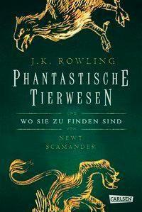 <p>Eine neue Ausgabe dieses unverzichtbaren Begleitbandes zu den Harry-Potter-Geschichten, mit einem neuen Vorwort von J.K. Rowling (als Newt Scamander) und sechs neuen Tierwesen!</p><p>Seit seiner Veröffentlichung ist Newt Scamanders Meisterwerk Pflichtlektüre an der Hogwarts-Schule für Hexerei und Zauberei und hat Generationen von Zaubererfamilien in seinen Bann gezogen. »Phantastische Tierwesen und wo sie zu finden sind« bietet eine unverzichtbare Einführung in die T...