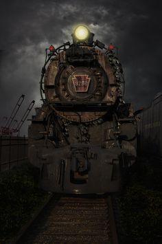 Old Train by Renatha-Gomes - deviantart