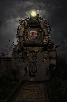 Old Train by Renatha-Gomes - deviantart