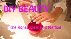 DIY Beauty | The Honey Facial Cleansing Method For Clear Skin