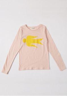 T-Shirt LS Bird