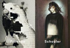 Photos Proenza Schouler - Automne/hiver 2013-2014 - Tendances de Mode