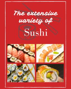 Sushi in India, what is the future? | Fashionable Foodz Diy Sushi, Homemade Sushi, Inside Out Sushi, Chicken Sushi, Home Recipes, Healthy Recipes, Dessert Platter, Restaurant Flyer, Sushi Restaurants