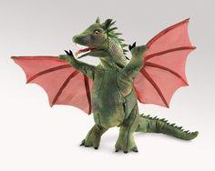 Folkmanis Winged Dragon