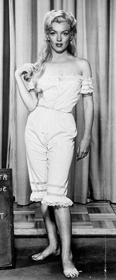 Marilyn Monroe actrice