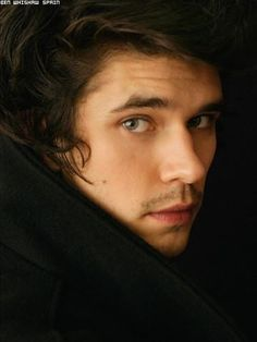 An eerie Ben Whishaw as Ivan IV Grozny (The Terrible). Waiting for Lymond to make his move. (The Chronicles Book 5 - The Ringed Castle).