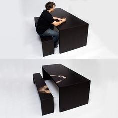 Thermochromatic Furniture by Jay Watson #Furniture, #Ingenious, #Thermo