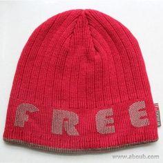 6c350a8ac4f19 Lady slouchy beanie hat Fashion Wool Acrylic Knitted Winter Warm ...