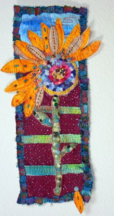 Textile Art Quilts by Lynn In California