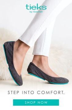 d9c83bd208b Tieks are made to stretch and mold to your foot for the perfect fit