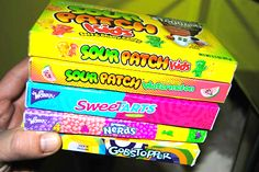 QOTD: What is your favorite candy? Mine is Sour Patch kids and Swedish Fish Yummy Treats, Sweet Treats, Yummy Food, Delicious Snacks, Healthy Food, Tumblr Quality, Tumblr Food, Sour Patch Kids, Pastel Cupcakes