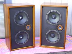 "Made by a Schaak Electronics, a then-famous retailer in Minneapolis, the DLK 1.5 was a very good budget bookshelf speaker: Two air suspension 8"" woofers, the famous CTS phenolic ring tweeter and a tweeter level control gave listeners a clean, warm, detailed sound with a surprisingly big-sounding stereo image. They could be positioned horizontally or vertically. It was a widely-imitated design, especially among DIYers. Today this design is called a ""D'Appolito"", WTW, or MTM."