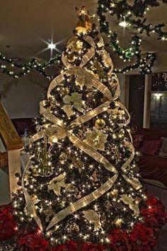 pinos de navidad decorados buscar con google