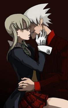 Soul Eater I totally ship.this!!!! They would be a really cute couple ❤❤