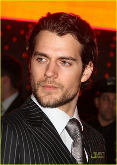 Henry Cavill as Gideon Cross! Yes!