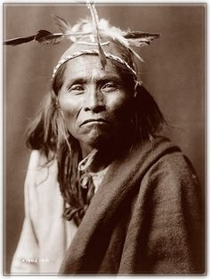 Native American - Photographer Edward E Curtis