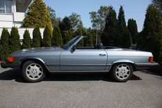 Mercedes-Benz SL 450 1977, 225 000 km, kr 91 000,- -