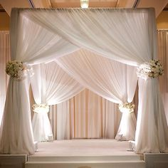 4 Post Height Adjustable Canopy Chuppah Mandap Wedding Photo Exhibition Booth – Hardware Kit Only - Hochzeitsfotos Backyard Canopy, Canopy Outdoor, Canopy Tent, Party Canopy, Canopies, Ikea Canopy, Window Canopy, Beach Canopy, Dream Wedding