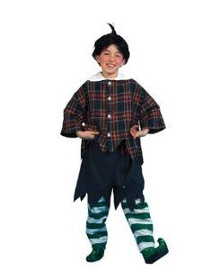 Wizard of Oz - Munchkin Kid Child Halloween Costume Size 4-6 Small