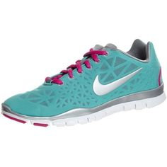 Nike Performance NIKE FREE TR FIT 3 ($145) ? liked on Polyvore � Running  Shoes ...
