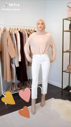 Modest Outfits Muslim, Modest Casual Outfits, Modest Fashion Hijab, Fashion Outfits, Fashion Fashion, Muslim Women Fashion, Hijab Fashionista, Hijab Fashion Inspiration, Dress