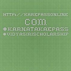 http://karepassonline.com  #Karnatakaepass #vidyasirischolarship #karepass  You can now submit Karnataka ePass Scholarship (karepass) from official Karnataka Vidyasiri ePass Website.