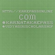 http://karepassonline.com  #Karnatakaepass #vidyasirischolarship #karepass  You can now submit Karnataka ePass Scholarship (karepass) from official Karnataka Vidyasiri ePass Website.
