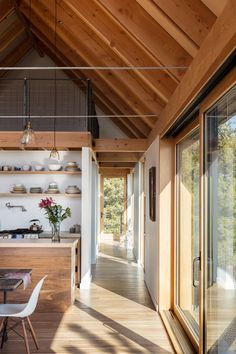 Big Cabin | Little Cabin by Renée del Gaudio Architecture - Photo 7 of 9 - Dwell